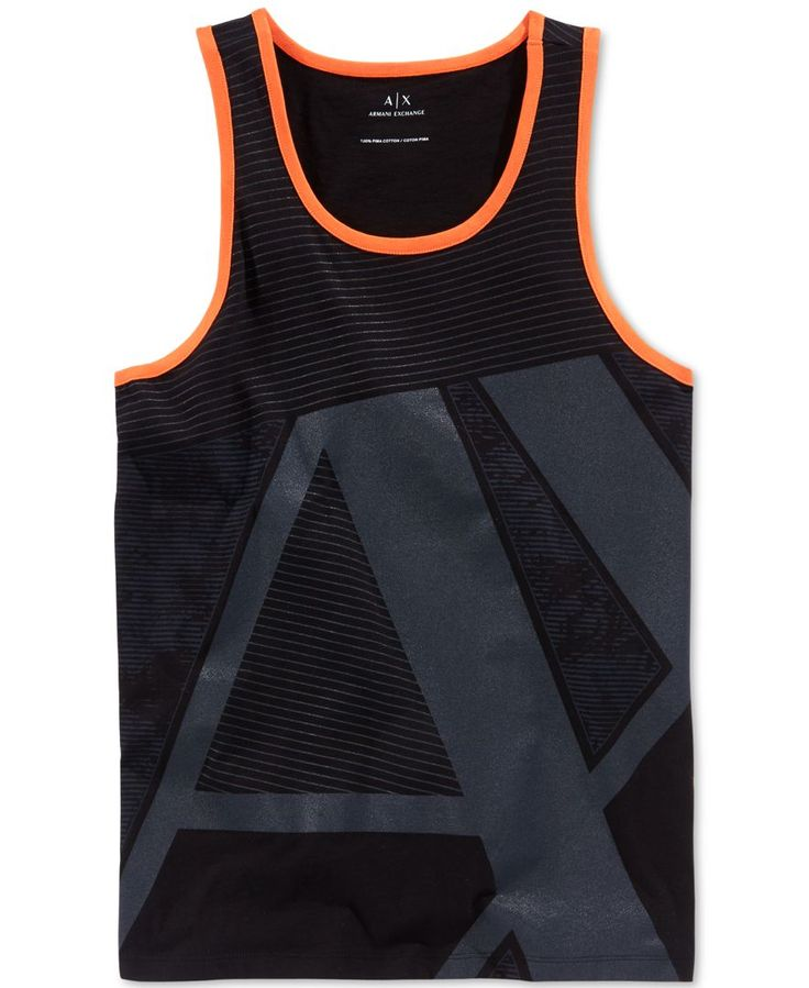 Armani Exchange Men's Sure Line Tank Top