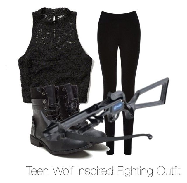 """Teen Wolf Inspired Fighting Outfit // Stydia"" by the-dream-otps ❤ liked on Polyvore featuring moda, Abercrombie & Fitch, Oasis, CO, women's clothing, women's fashion, women, female, woman y misses"