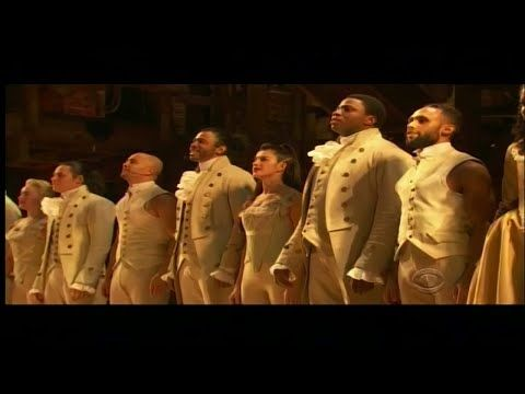 The 58th Annual Grammy Awards (2016) 'Hamilton' the Musical [HD] Live Performance - YouTube