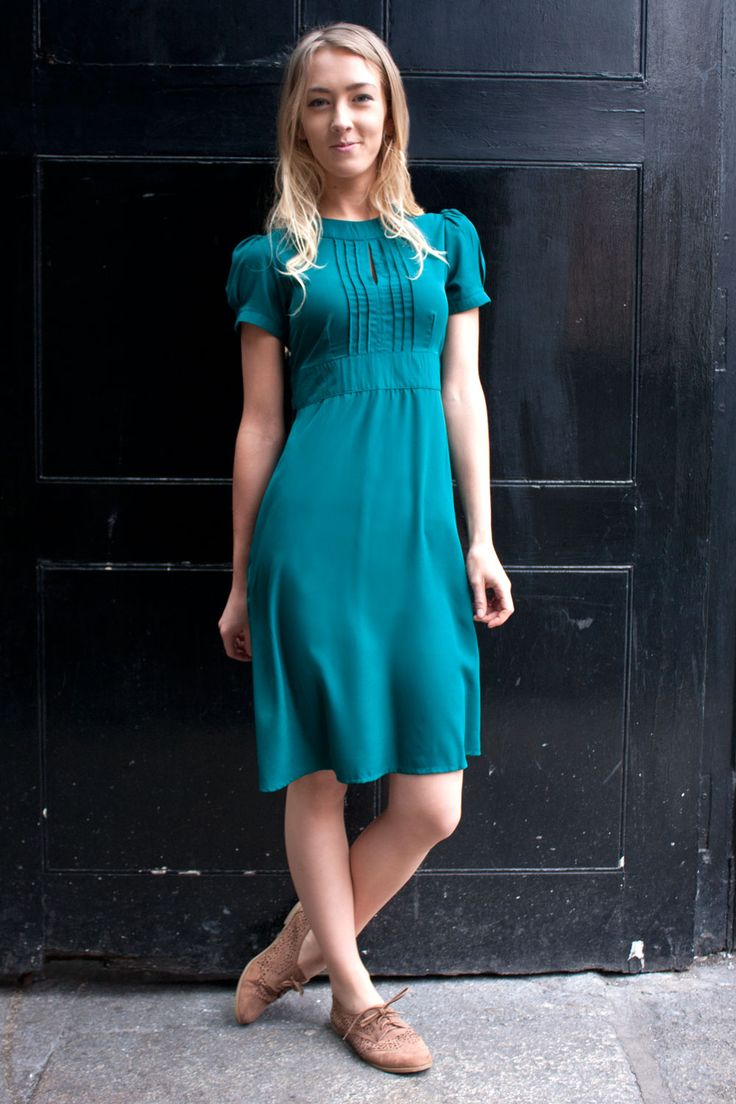 The Vivien dress from Circus #1940s #dress #vintage #style #dublin