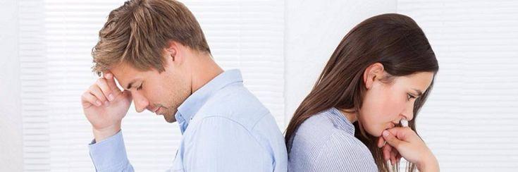 Lijst met de meest voorkomende redenen voor een relatiebreuk volgens 5000 ondervraagden?