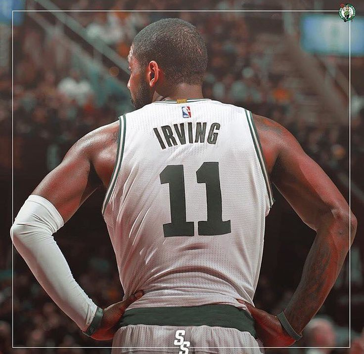 Kyrie Irving will wear #11 for the Celtics   Here's a list of players the Celtics lost from their 1st seed roster from last season: • Isaiah Thomas • Avery Bradley • Jae Crowder • Kelly Olynyk • Amir Johnson • Jonas Jerebko • Gerald Green • Tyler Zeller • Jordan Mickey • Demitrius Jackson • James Young : @supremeswaps