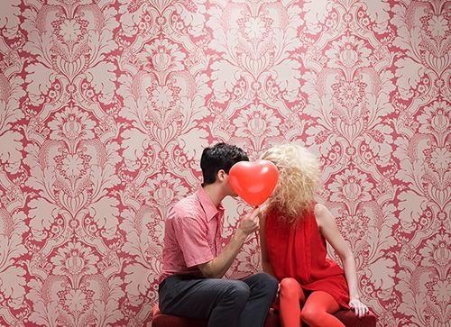 Valentines day orgy