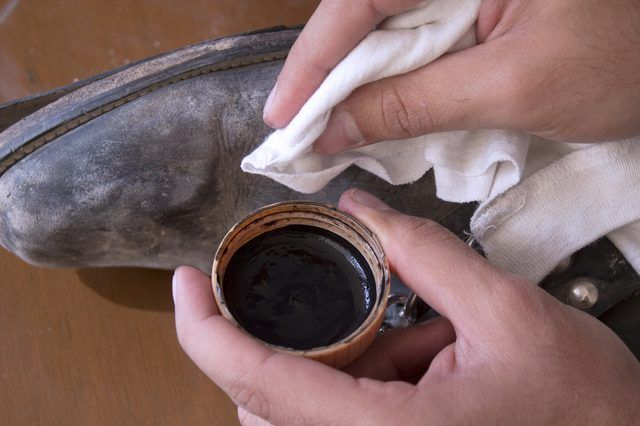 How to Distress Leather Boots | eHow