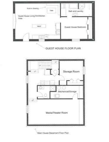11 best images about basement on pinterest house plans for Country home plans with basement