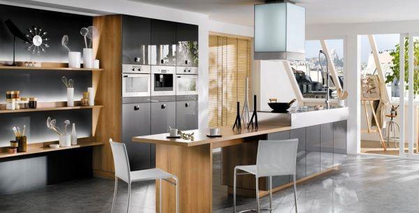 25 modern mutfak tasarımı - 17 -