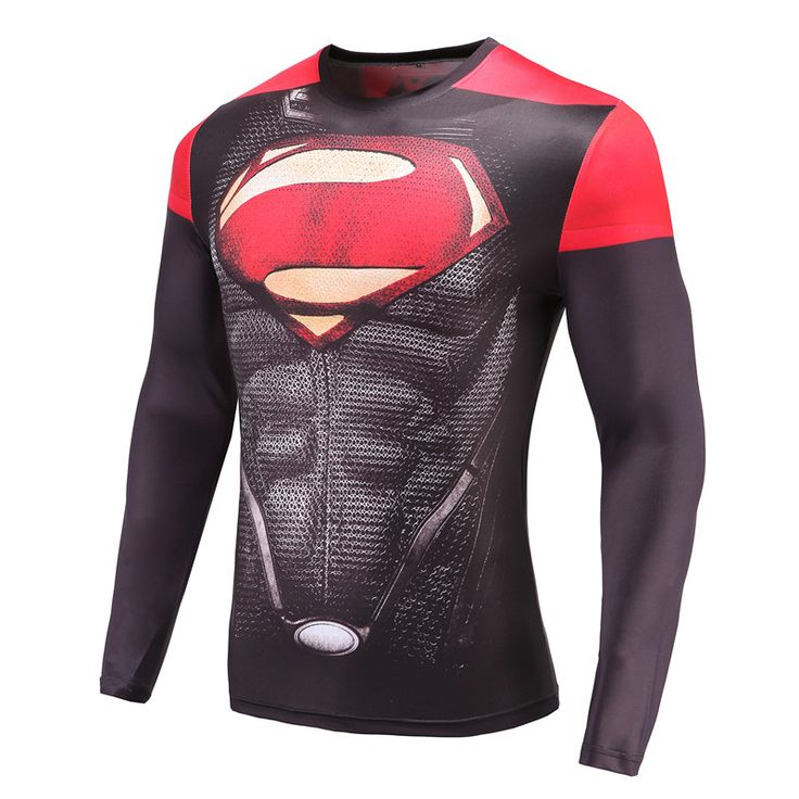 mens hairstyles 2017 New Fashion Fitness Compression Shirt Men Cosplay Male Crossfit Plus Size Bodybuilding Men T shirt 3D Printed Superman Top -- AliExpress Affiliate's Pin.  Locate the AliExpress offer simply by clicking the VISIT button