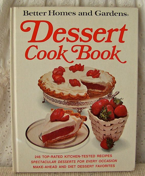 321 best images about very vtg kitchen cookbooks adult on Better homes amp gardens recipes