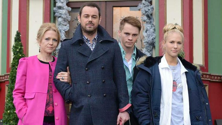 More Carters come to Albert Square! Check out this interview with Danny Dyer (Mick), Kellie Bright (Linda), Maddy Hill (Nancy) and Sam Strike (Johnny).