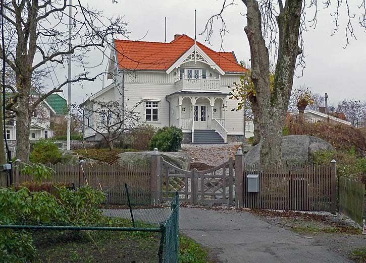 hus från början av 1900-talet - Sök på Google
