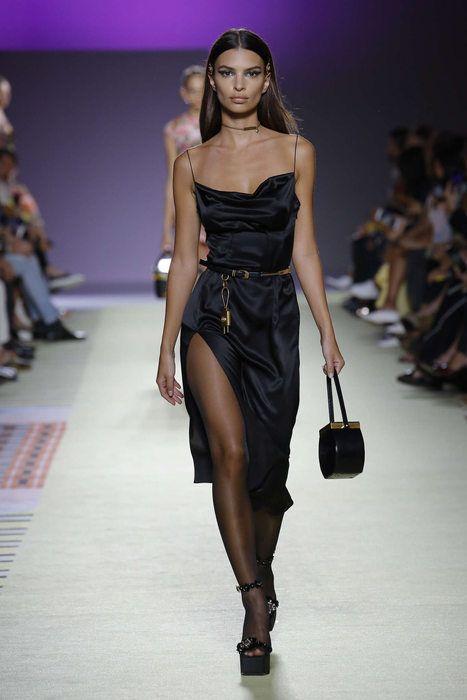 Versace, Printemps/été 2019, Milan, Womenswear