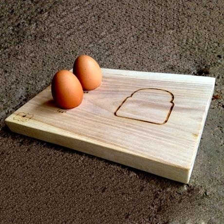 Dippy Egg Board - Toast from Dippy Egg Boards - R149