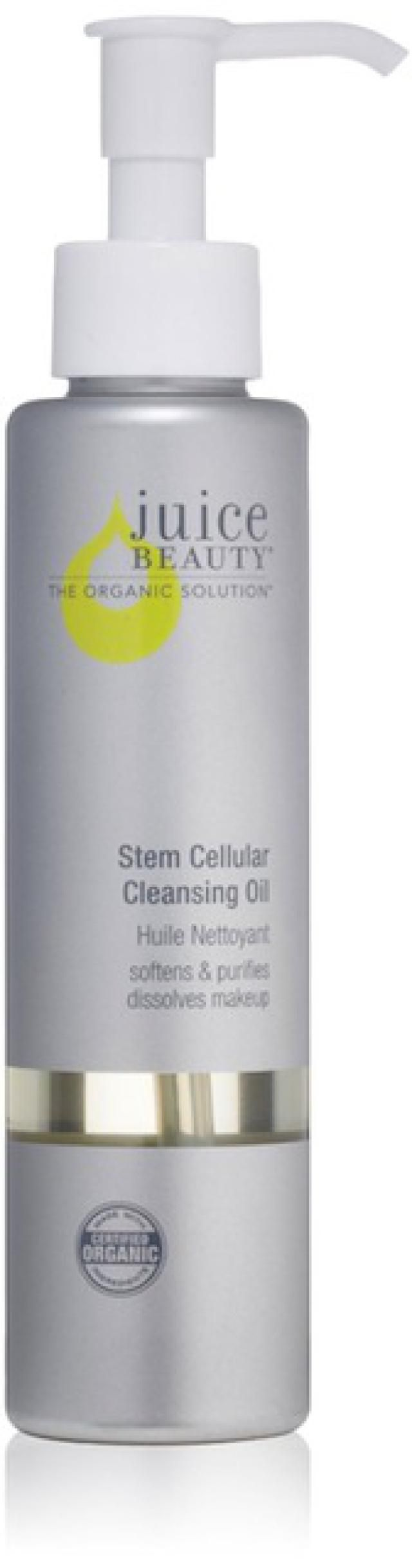 Best Cleansing Oils for the Face: Juice Beauty Stem Cellular Cleansing Oil
