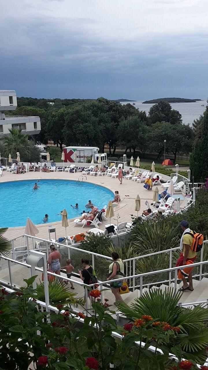 Hotel Delfin - Laguna Poreč - swimming pool