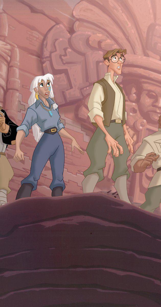 *KIDA & MILO ~ ATLANTIS II: Milo's Return (Video 2003)