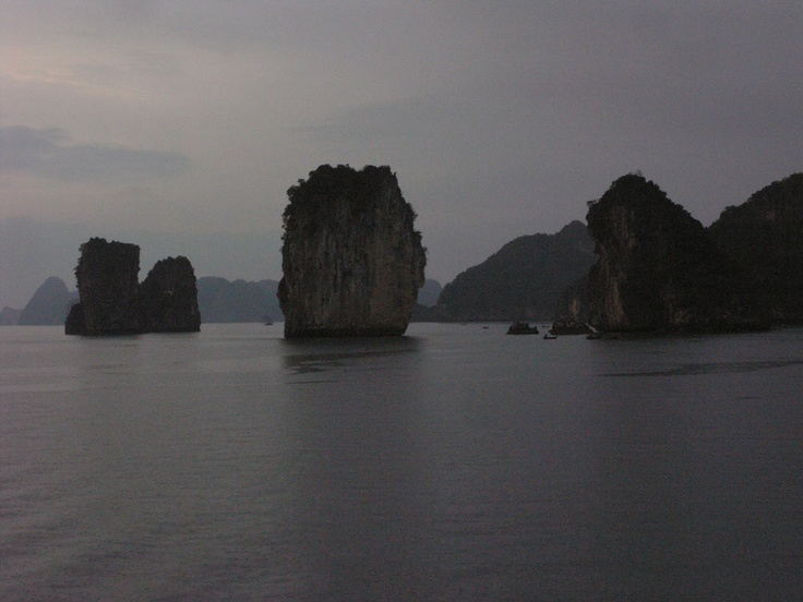 The wondrous Halong Bay in Vietnam