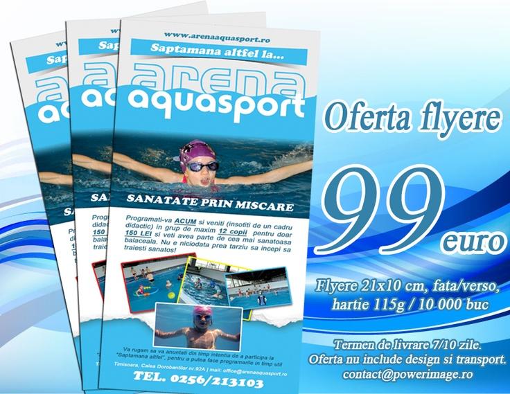 oferta flyere
