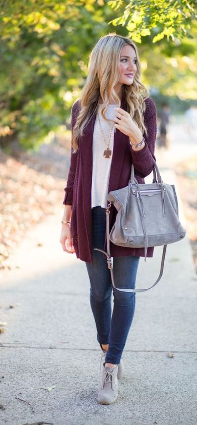 Stunning 50+ Cardigan Outfits For Work Ideas