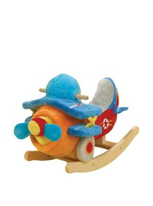 Rockabye Airplane Rocker