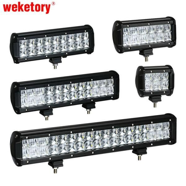 Super Bright All 100 New Made With High Quilty Partsgreat For A Dark Night Out In The Woodsdegree Spot 10 Degree Flo Bar Lighting Led Work Light 4x4 Trucks