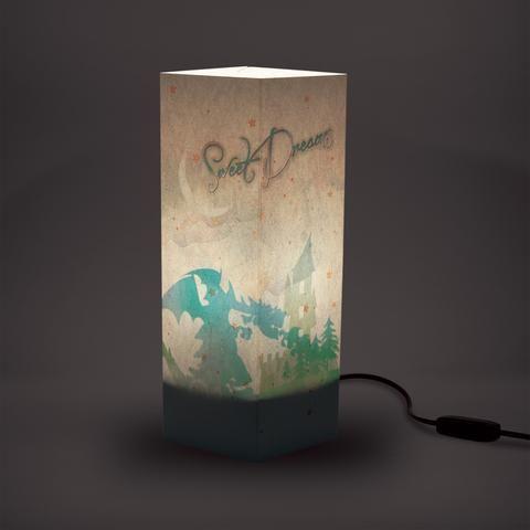 Lampada da Tavolo Dragon | W-LAMP    https://www.wellmade.store/collections/bambini