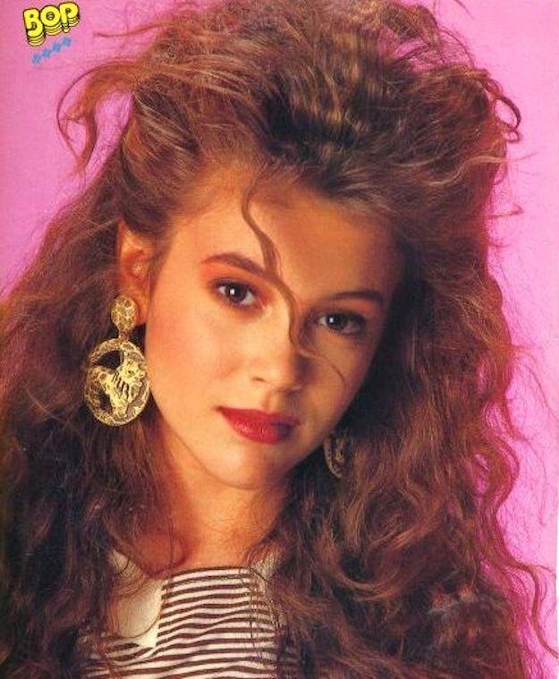 52 best images about 80s Alyssa Milano on Pinterest | Tony ...