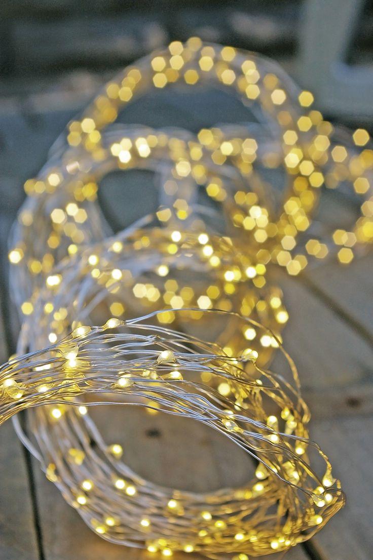 Fairy Light Spray 480 Led Bulbs 24 Strands 6 5ft Plug