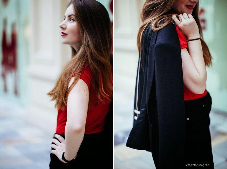 Spring girl looks #girl #looks #make-up #fashion #guerlain