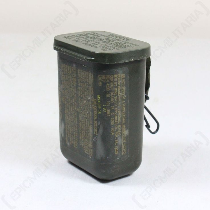 Original US Army Waterproof Box