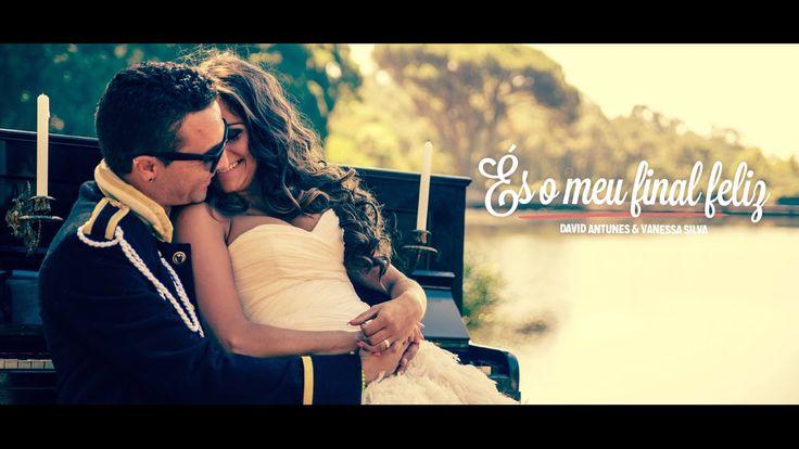 "David Antunes e Vanessa Silva Videoclipe ""És o meu final feliz"" (Música/letra: David Antunes) © 2014, todos os direitos reservados https://itunes.apple.com/p..."