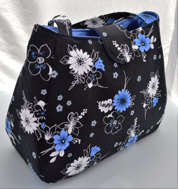 Ethel is the perfect bag for everyday use! Shes constructed with strong interfacing, and fully lined so she is nice and sturdy, and even stands up on her own, and is roomy enough to carry anything youd need on a daily basis! She has 2 interior slip pockets, 1 of which is divided, to keep all your items secure, the larger pocket is roomy enough for a large size tablet to boot, like an Ipad. She will fit comfortably on your shoulder, and is easy on the hands if you prefer to hand carry. Great…