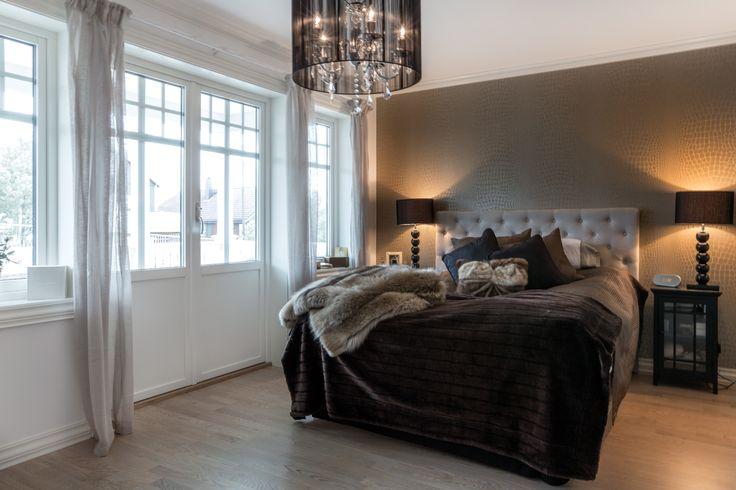 Soverom / bed room i Ladegaard fra BoligPartner