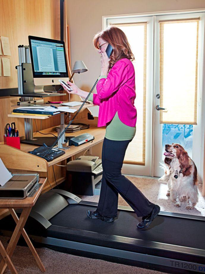 Best 25 Treadmill Desk Ideas On Pinterest Treadmill