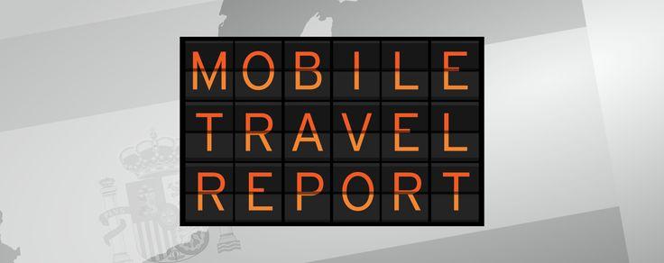 Tendencias digitales de viaje en plataformas móviles