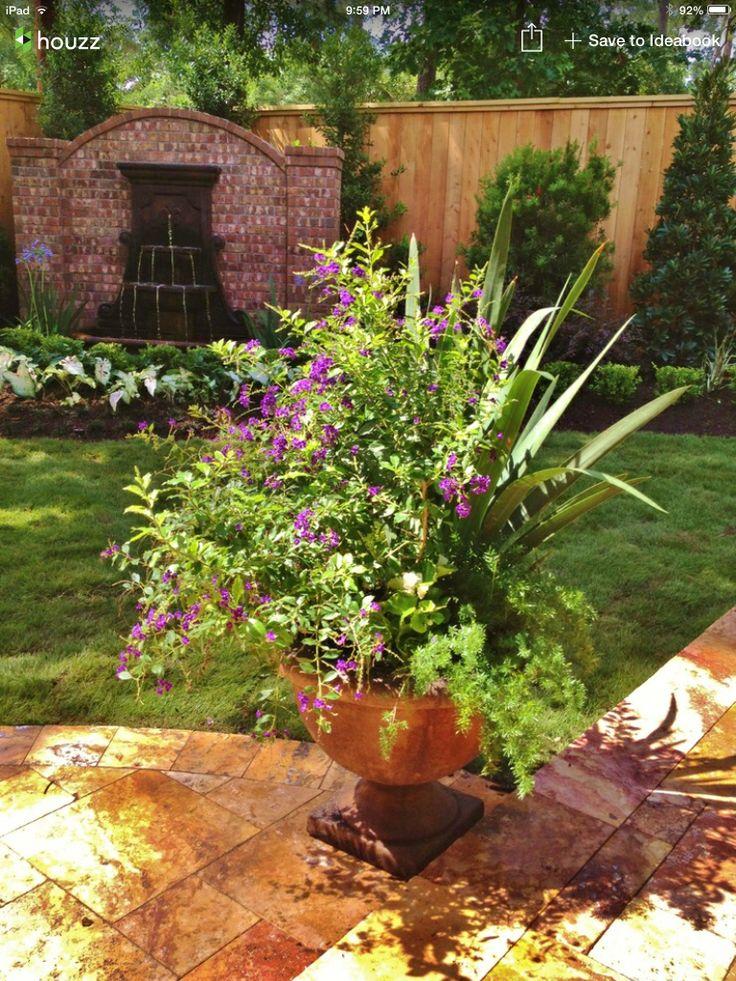 32 Best Images About Flower Pot Arrangements On Pinterest