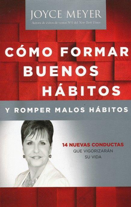 Como Formar Buenos Habitos www.libreriafdav.com  #libro