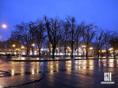"""Esta es la Plaza de Mi ciudad """" Valdivia"""" by jaravena7, via Flickr"""