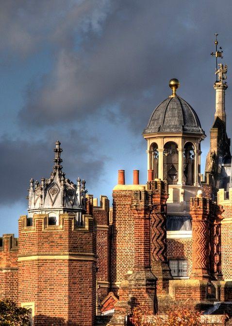 Hampton Court Palace, Richmond upon Thames, West London