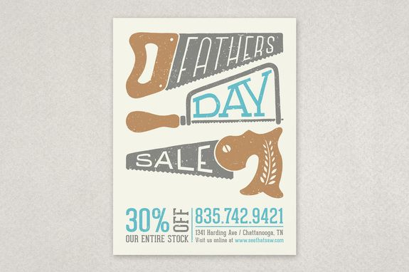 father's day sales tools