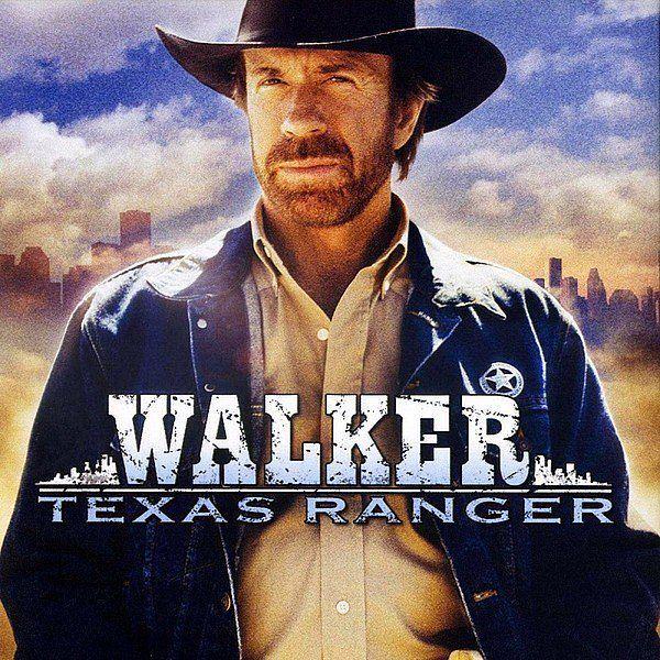 Walker Texas Ranger. Mis series favoritas de jovencillo.