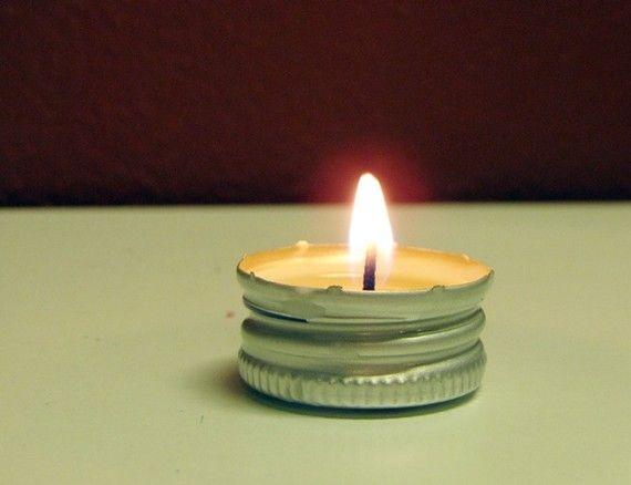 candeline fai-da-te