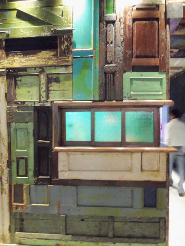Bildresultat för wall of recycled doors & 9 best wall door images on Pinterest | Old doors Doors and ... Pezcame.Com