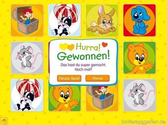 Bussi Bär Kinder App
