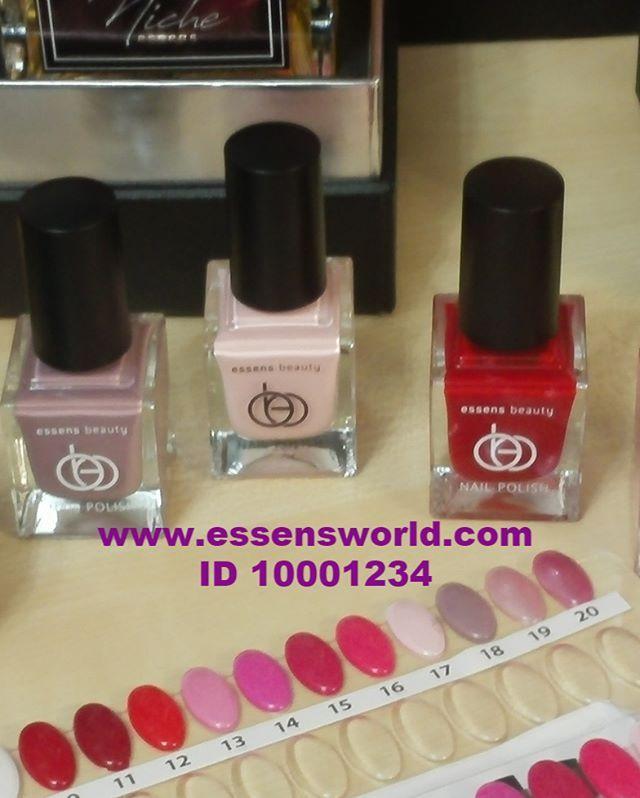 Laky na nehty od Essens     www.essensworld.com - ID 10001234 #essens #milujiessens #lak #laknanehty #laky #ruzova #pink #perlet #perletova #oldrose #stribrna #nail #nails #nailpolish #nailcolor #nailcolors #betterstyle #essenslifestyle #milujemeessens #essensclub #nanehty #hands #beauty #beautyhands #porubagirl #poruba #essensostrava #ostravagirl #essensbeauty #loveit #nice #beautiful #likeit