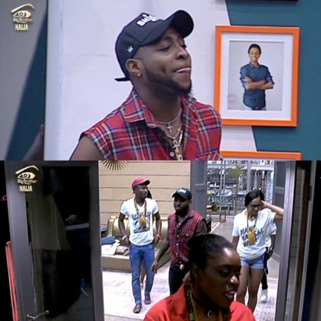 Singer Davido was a guest at the Big Brother Naija House on Monday where he disclosed how he spent $1 Million in 3 months.Big Brother Naija, I spent $1 Million in 3 months, Davido tells housemates during visit.  The housemates went crazy as he walked through the door for celebrity visit and the... #naijamusic #naija #naijafm