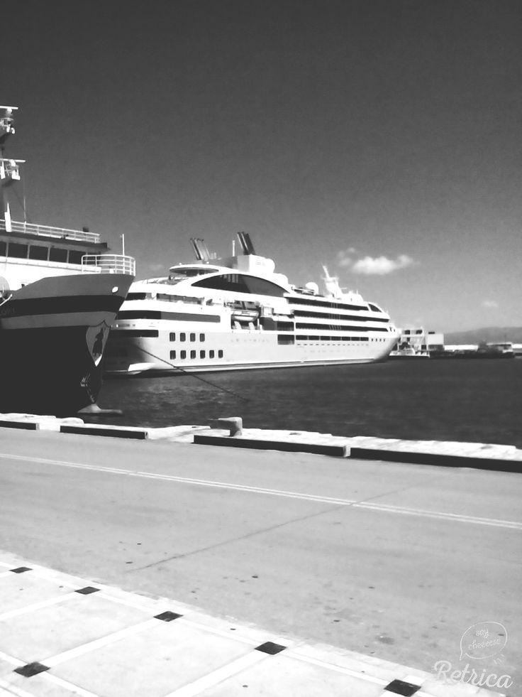 Port of chios, greece #lolacuko #tzesicuko