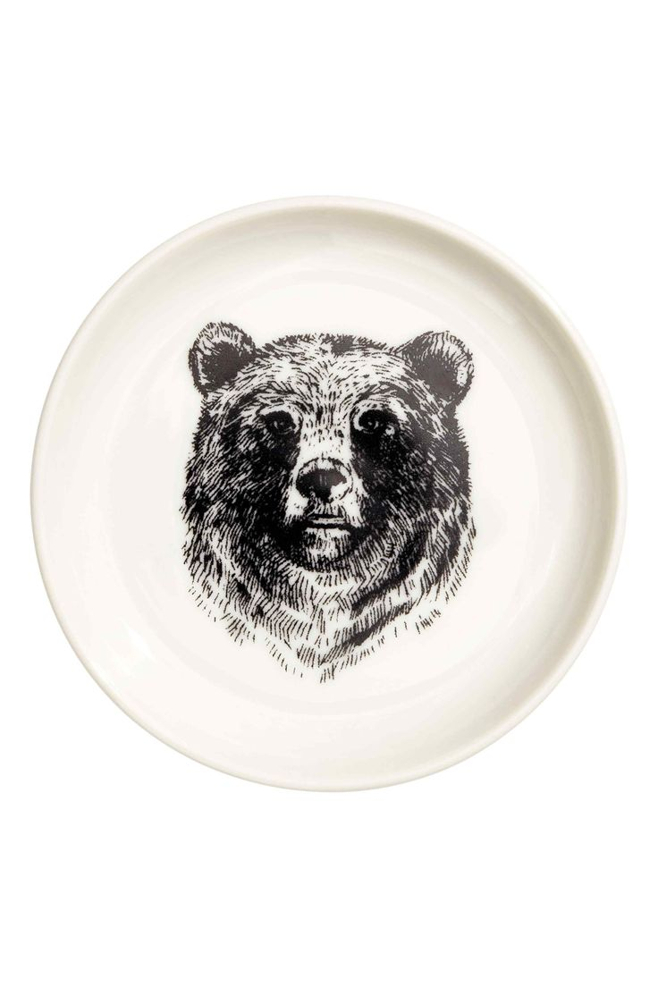 Small porcelain plate | H&M