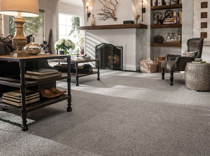 Carpet Flooring Truly Relaxed Loop Cityscape Shaw