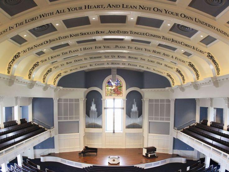 Beautiful!! dallas baptist university chapel auditorium   ... and Bo Pilgrim Chapel, Dallas Baptist University – Dallas, Texas