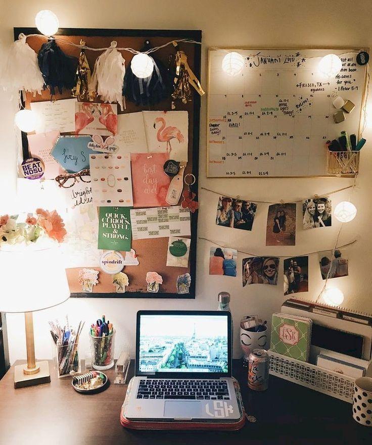 65 Cute Dorm Room Decorating Ideas on A Budget